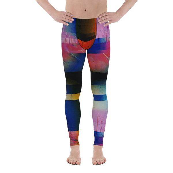SYNAPSE Glitch California Roads Meggings