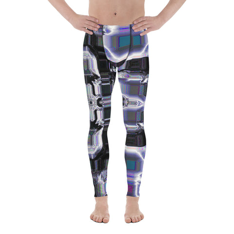 Cybernetic Revolt Men's Leggings