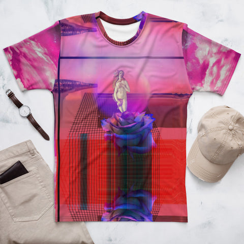 Aesthetic Webpunk Venus Men's T-shirt