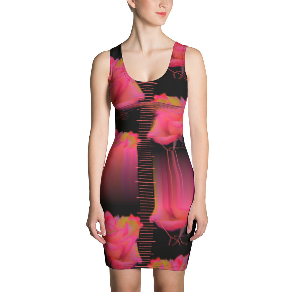 Neuro•Mantic Sublimation Cut & Sew Dress