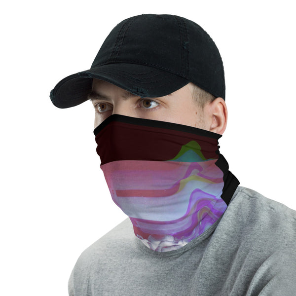 Quantum Entanglement Ninja Neck Balaclava Face Shield Mask
