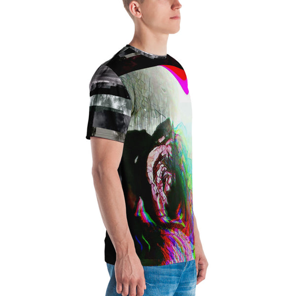 Eden Rose Oil Men's T-shirt