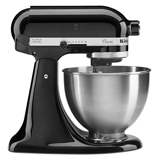 KitchenAid Stand Mixer - Classic Series 4.5 Quart Tilt-Head (K45SSOB) - Einhorn Homewares