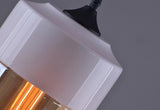 Modern Loft Hanging Glass Pendant Light - Einhorn Homewares