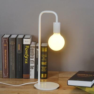 Lamp Telmic Miniminalist Table Lamp-Einhawawres