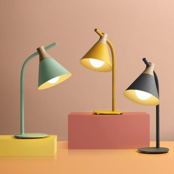 Nordic Simple Macarons Table Lamps - Einhorn Homewares