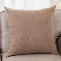 Colourful Linen & Cotton Blend Cushion Covers - Einhorn Homewares