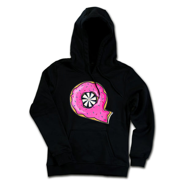 Hoodie, Ladies, Turbo, Donut, Turbodonut, Turbodoughnut, Schnecke, Turbolader, Donutturbo