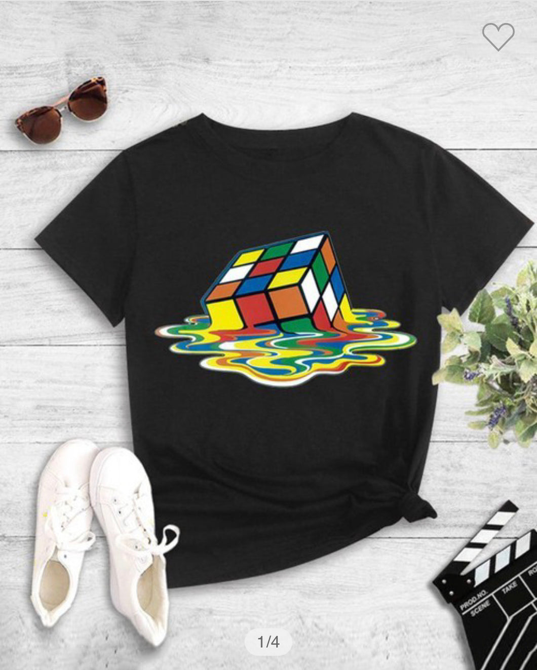 Rubix's Graphic TEE | T-SHIRT