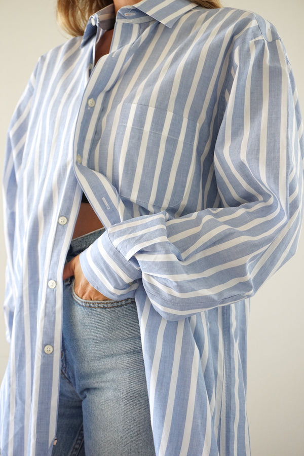 BUTTON UP - STRIPE