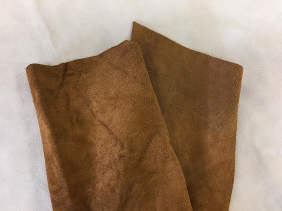 Leather - Alaska Split Brown $3.95/SqFt