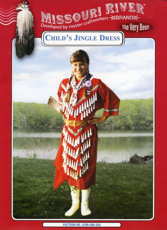 BK - Pattern Book - Childs Jingle Dress
