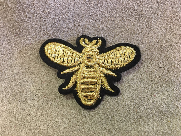 Patch - Gold Bee