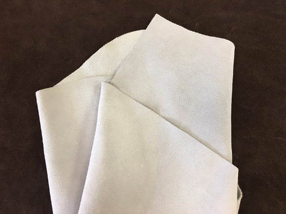 Leather - Alaska Split White $3.95/SqFt