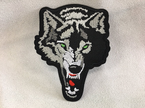 Patch - Wolf Head 2