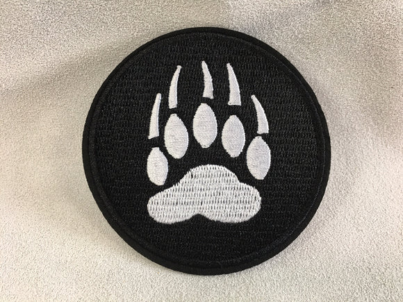 Patch - Bear Paw