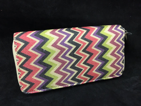 Fabric Wallet 8 inch