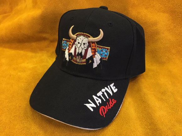 Cap - Native Pride Skull