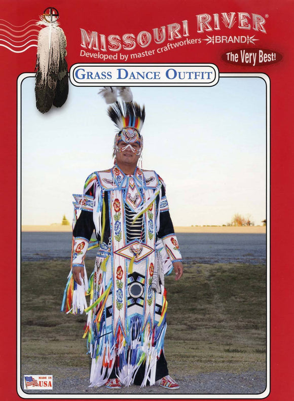 BK - Pattern Book - Grass Dance Outfit