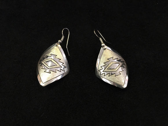 Sterling Silver Earrings - Nora Tahe