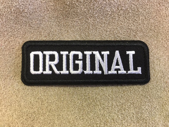 Patch - Original