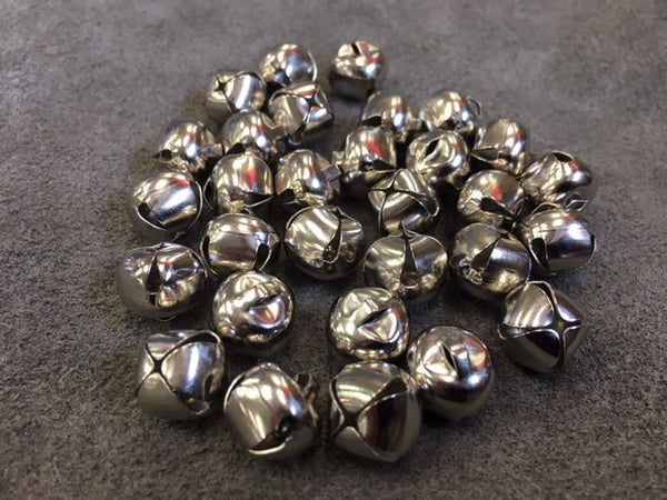 FND Sleigh Bells - Nickel Finish
