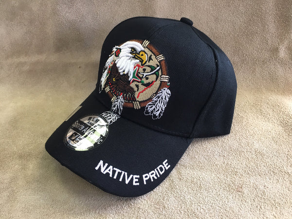 Emb Cap - Eagle Feather