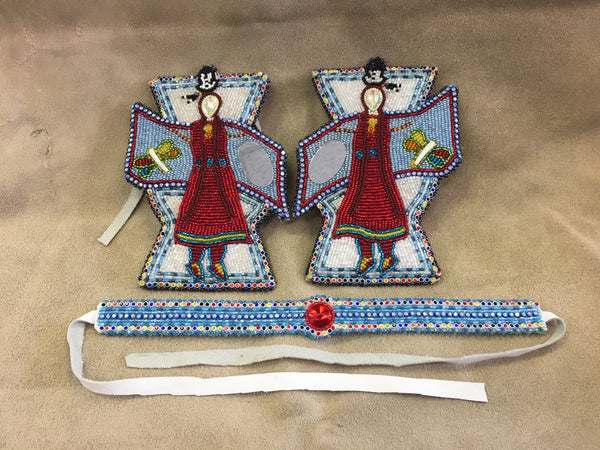 Beaded Set - Dancer 3 pc