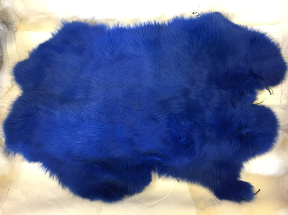 Rabbit Fur Pelt