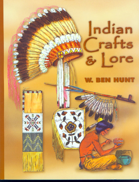 BK - Indian Crafts and Lore