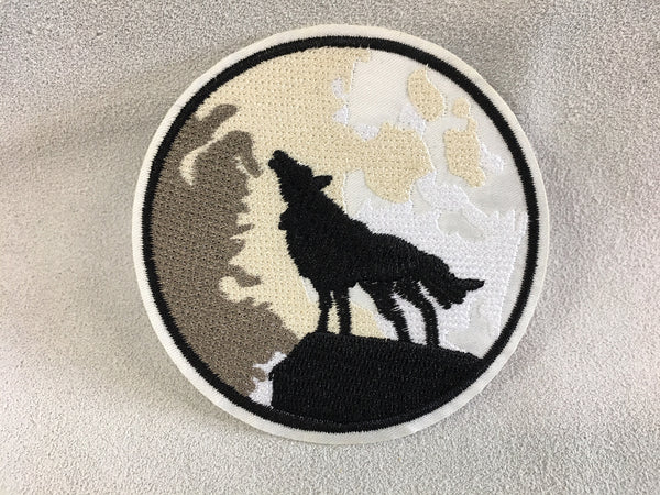 Patch - Wolf Howl