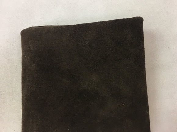 Leather - Alaska Split Dark Brown $3.95/SqFt