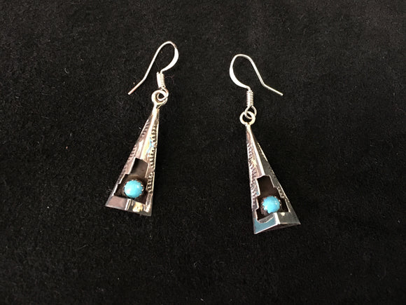 Sterling Silver Earrings - Felix Perry