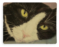 Sissi The Cat 1 - Blanket
