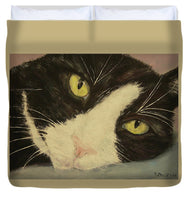 Sissi The Cat 1 - Duvet Cover