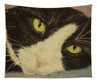 Sissi The Cat 1 - Tapestry