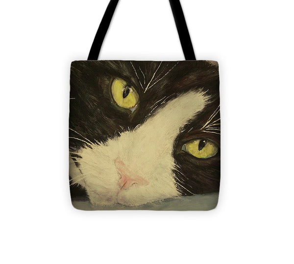 Sissi The Cat 1 - Tote Bag
