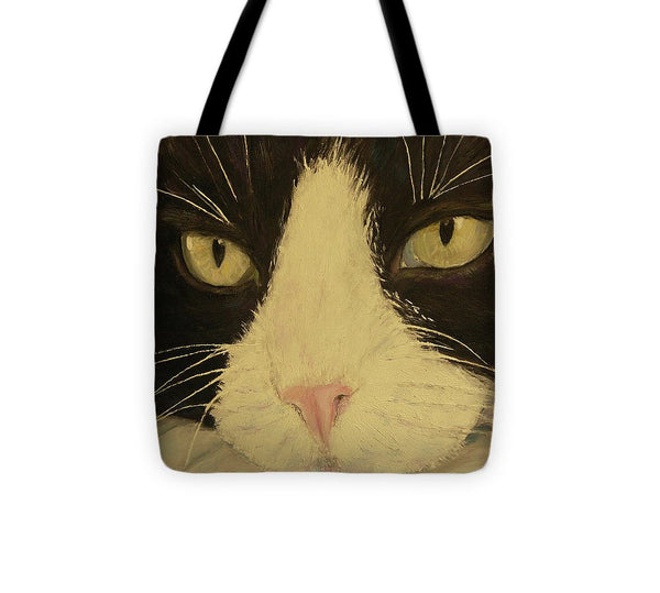 Sissi The Cat 3 - Tote Bag