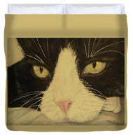 Sissi The Cat 3 - Duvet Cover