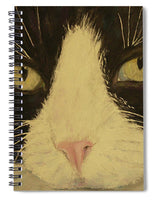 Sissi The Cat 3 - Spiral Notebook