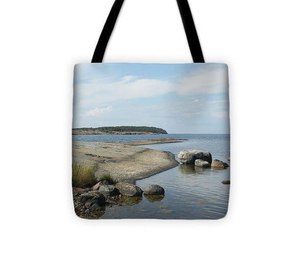 Archipelago 1, Hamina, Baltic Sea - Tote Bag