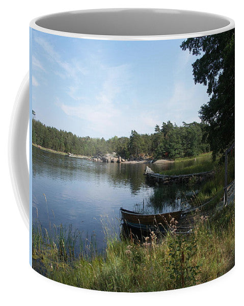 Archipelago 2, Hamina, Baltic Sea - Mug