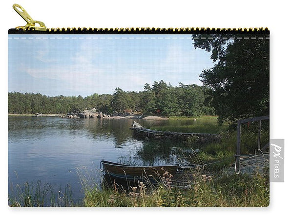 Archipelago 2, Hamina, Baltic Sea - Carry-All Pouch