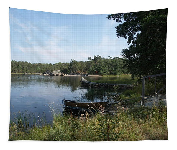 Archipelago 2, Hamina, Baltic Sea - Tapestry