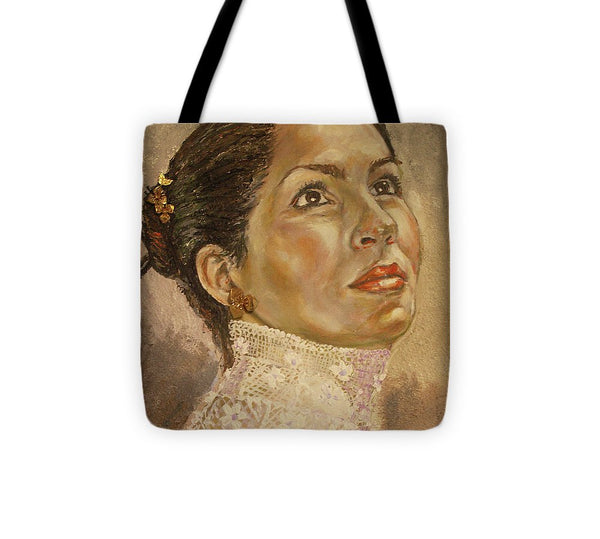 Expecting - Tote Bag