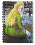 Spring of Four Seasons - Spiral Notebook