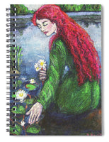 Summer of Four Seasons - Spiral Notebook