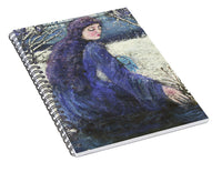 Winter of Four Seasons - Spiral Notebook