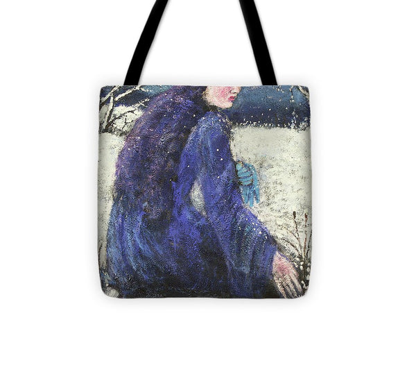 Winter of Four Seasons - Tote Bag