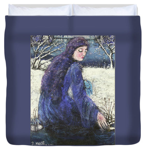Winter of Four Seasons - Duvet Cover